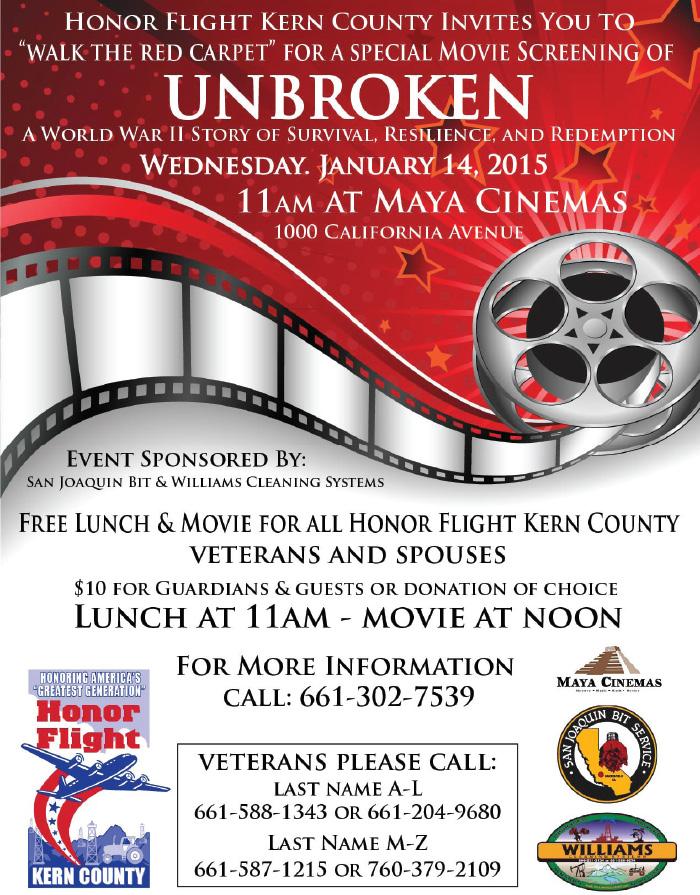 Honor Flight Kern County