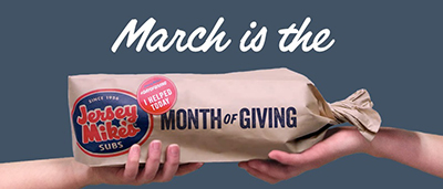 HFKC - Jersey Mike's Day of Giving